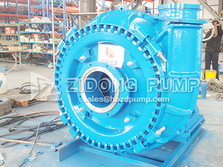 Horizontal Centrifugal Pump ZG Seriess