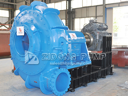 Horizontal Centrifugal Pump ZN Series