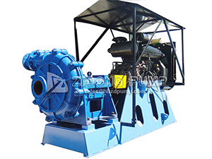 Mining Horizontal Centrifugal Pump
