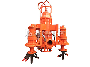 Vertical Submersible Centrifugal Pump