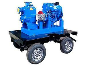 Sewage Pump ZW Series